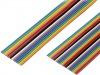 Провода ленточные многоцветные