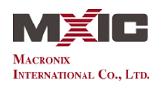 MACRONIX INTERNATIONAL