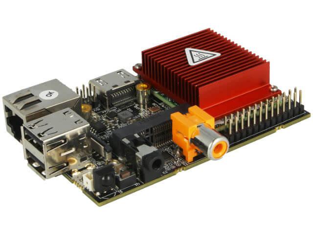 Одноплатные компьютеры SolidRun Ltd
