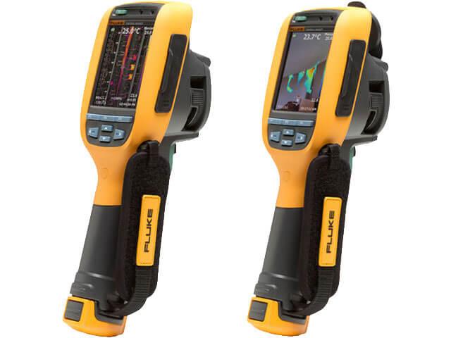 TI1XX — новая серия инфракрасных камер марки Fluke