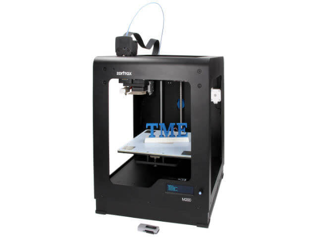 Принтер 3D ZORTRAX M200 - в предложении TME
