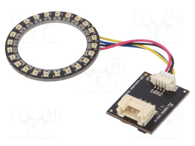 Программируемые светодиодные модули RGB LUMEX