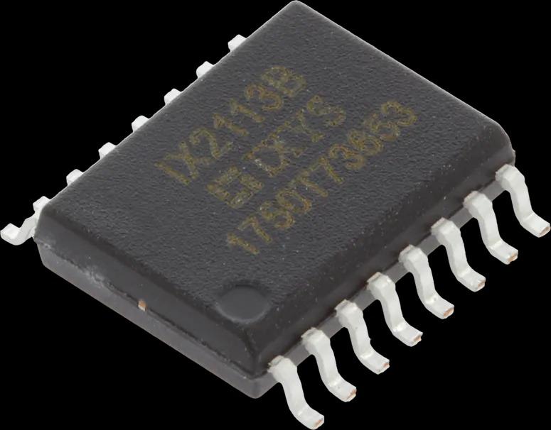 Транзисторные драйверы с интегральной схемой типа IX2113