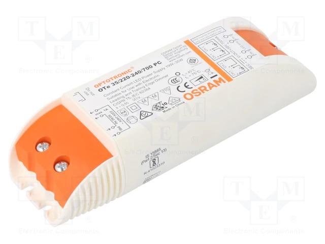 Блоки питания для LED от компании OSRAM