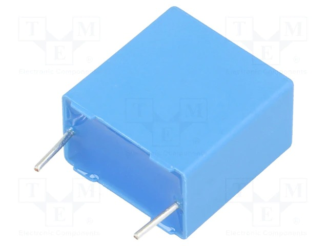 Пленочные конденсаторы серии KEMET R82