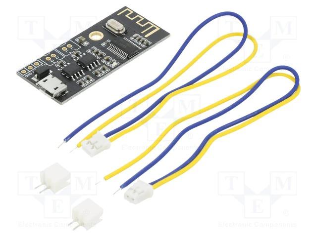 Модуль аудиоприемника Bluetooth от DFROBOT