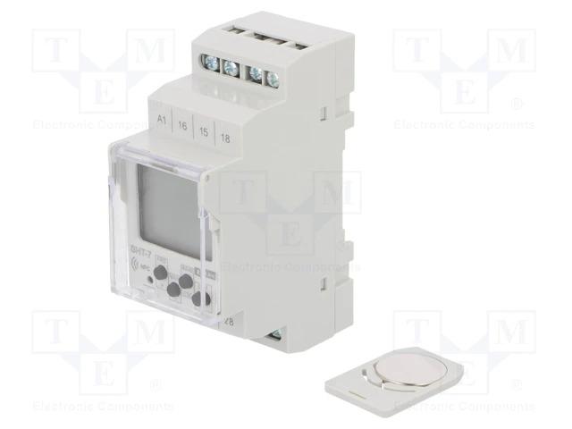Временный контролер SHT 7 программируемый посредством NFC