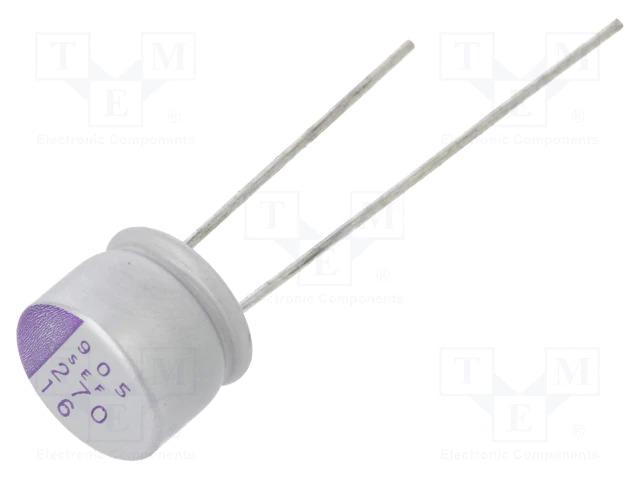 Современная линейка алюминиево-полимерных конденсаторов OS-CON
