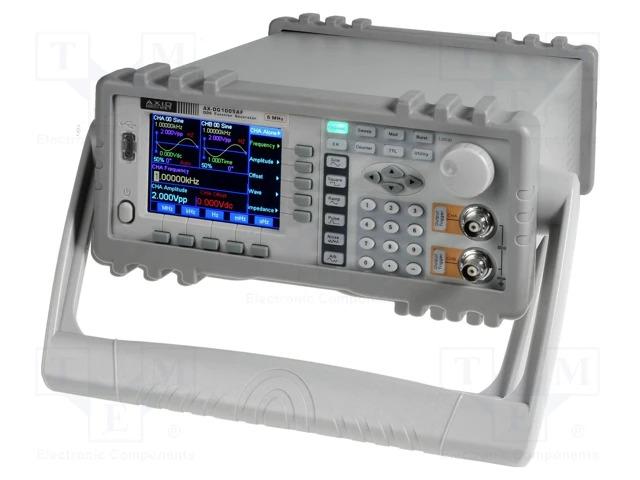 Надежные генераторы произвольных сигналов AXIOMET