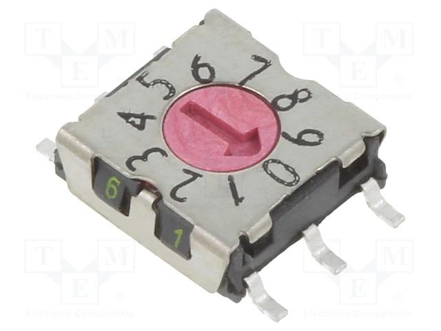 Высококачественная продукция от компании PTR Hartmann, ползунковые переключатели и задатчики кода