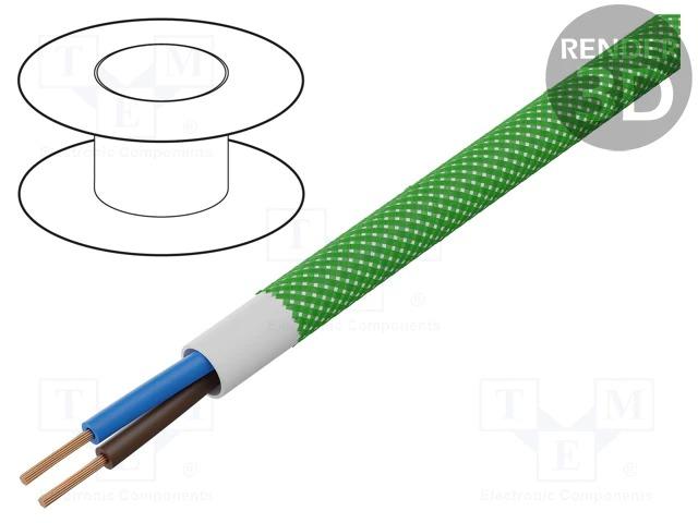 Провода в оплетке фирмы ESPE