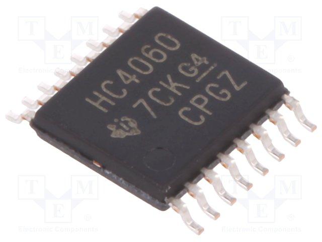 SN74HC4060PW