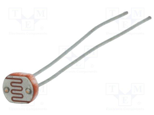 фоторезистора по мощности