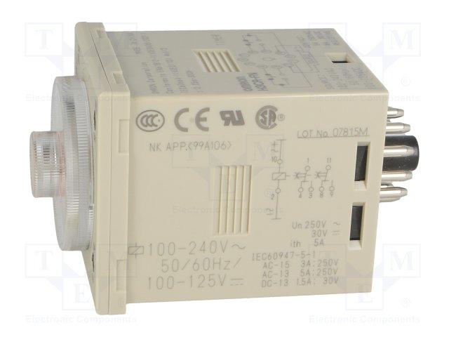 H3CR-FN 100-240AC/100-125DC