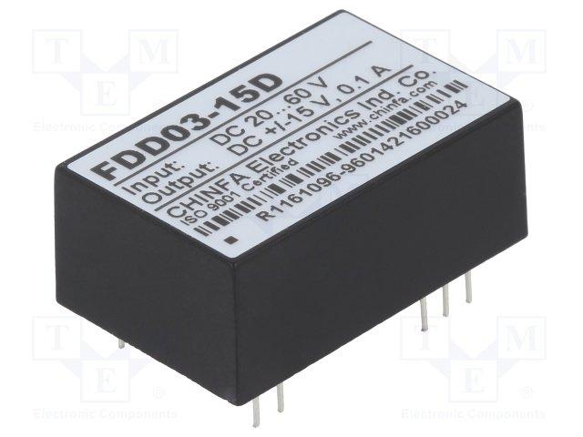 FDD03-15D