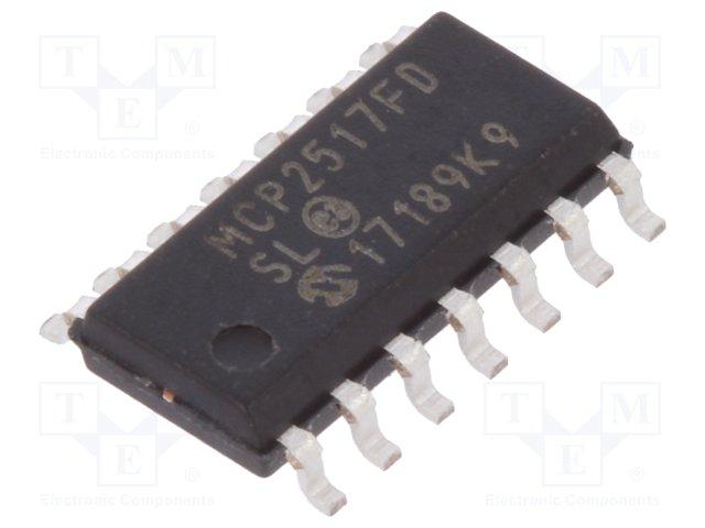 MCP2517FD-H Купить Цена