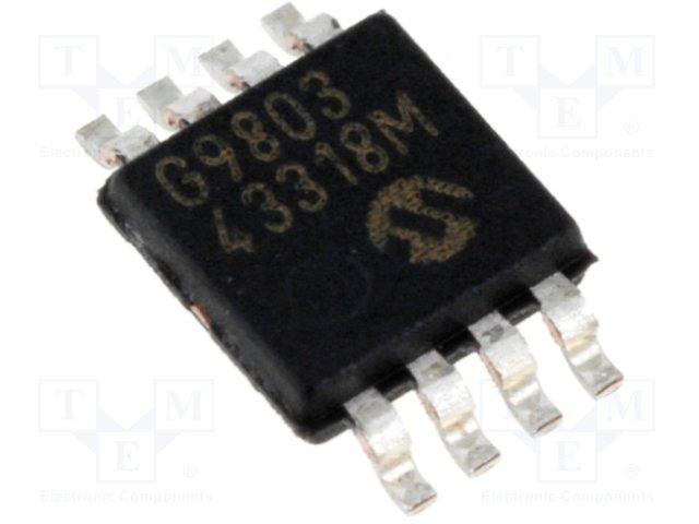 MCP9803-M/MS Купить Цена