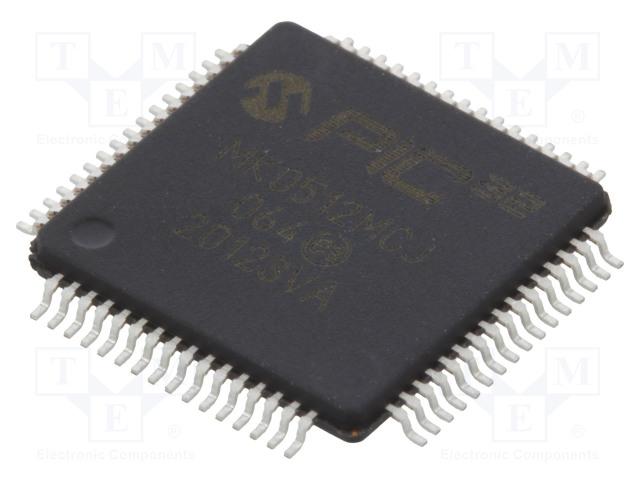 PIC32MK0512MCJ064 Купить Цена