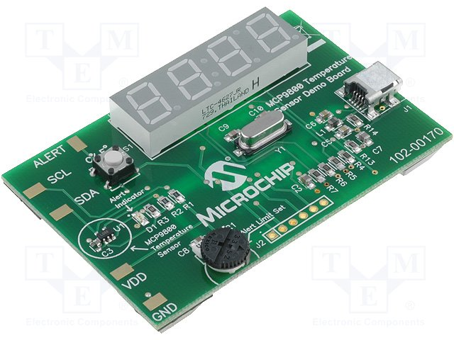 MCP9800 Купить Цена