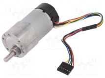 100:1 METAL GEARMOTOR 37DX73L MM 64 CPR