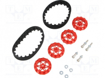22T TRACK SET - RED