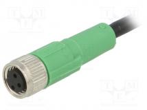 SAC-3P-3,0-PVC/M8FS