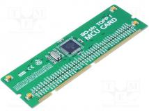 BIGDSPIC6 80-PIN MCU CARD DSPIC30F6014A