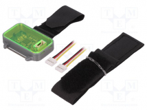 FINGER-CLIP HEART RATE SENSOR WITH SHELL