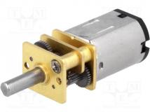 75:1 MICRO METAL GEARMOTOR HPCB