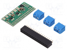 DUAL MAX14870 MOTOR DRIVER FOR RASPBERRY