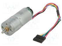 75:1 25DX54L MM HP 12V 48 CPR ENCODER