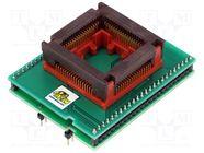 DIL48/PLCC68 ZIF MCS51-1