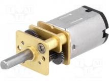 298:1 MICRO METAL GEARMOTOR HPCB