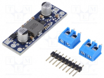 9V STEP-UP VOLTAGE REGULATOR U3V50F9