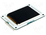 ARDUINO 1.77'' SPI LCD MODULE WITH SD