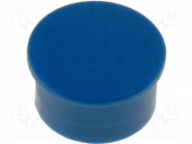 K85 CAPS BLUE PLAIN