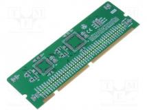 LV18F V6 64-80-PIN TQFP MCU CARD EMPTY