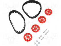 30T TRACK SET - RED
