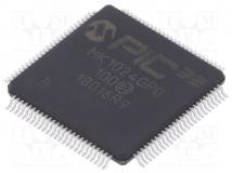 PIC32MK1024GPD100-I/PT
