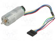 4.4:1 25DX48L MM HP 12V 48 CPR ENCODER