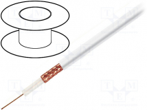 RG59 FLEX WHITE