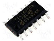 PIC16F505-I/SL