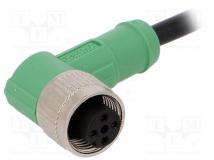 SAC-4P-3,0-PVC/M12FR