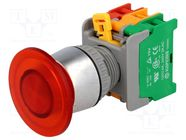 EBL22-1O/C R, W/O LAMP