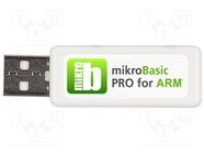 MIKROBASIC PRO FOR ARM (USB DONGLE LICEN