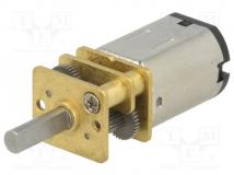 250:1 HPCB 6V DUAL-SHAFT