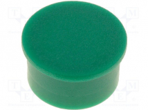 K85 CAPS GREEN PLAIN