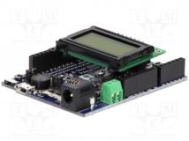 A-STAR 32U4 PRIME LV MICROSD WITH LCD