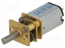 250:1 MICRO METAL GEARMOTOR MP DUAL