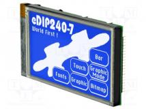 EA EDIP240B-7LWTP